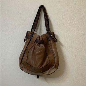 Kooba Bags - Loons Brown Leather Large Bag